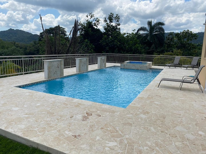 El Yunque House with Private Pool & Amazing views