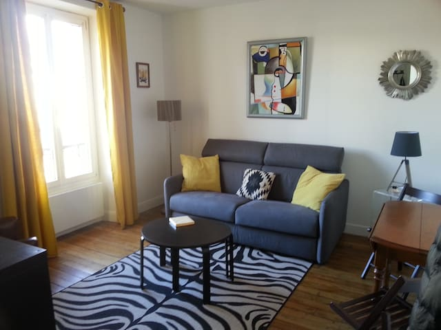 Petit appartement coquet à Poissy