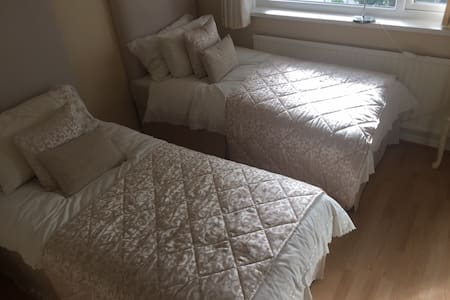 Private Twin Room Close to Blackwood Town Centre - Blackwood - Dům