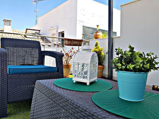 Luxury Duplex Penthouse in Málaga Centro +parking