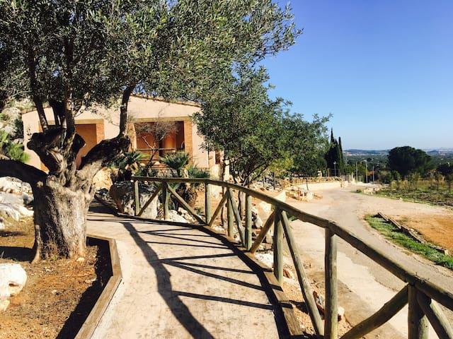 Cabañas RuralesTormos - Tormos - Chalet