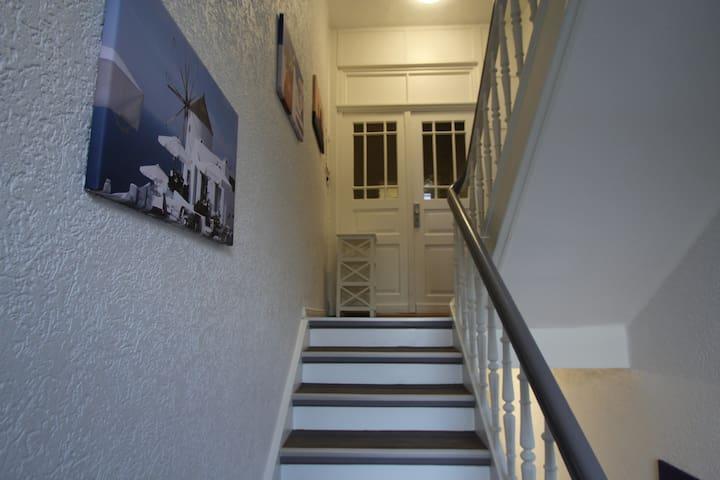 Glück auf in Gelsenkirchen - Gelsenkirchen - Appartement