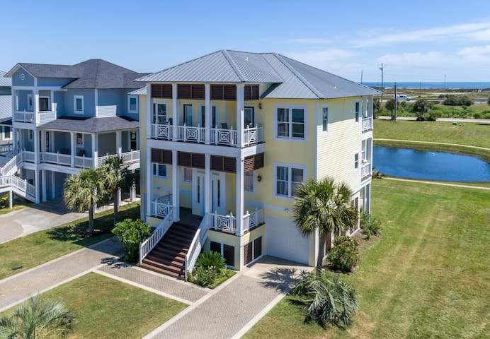 Treasure Pointe at Pointe West Resort Galveston - Galveston - Villa