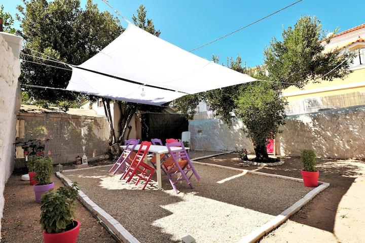 Cosy little apartment in Pythagoreio,Samos
