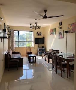 Comfortable 2 BHK in Fatima Nagar,  Wanorie, Pune.