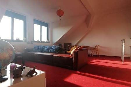 Modern Clean Loft 60m²