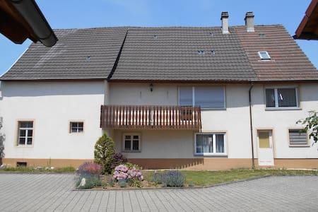 Haus mit Balkon - Steißlingen