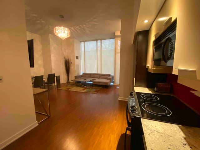 Spacious 3bedroom 1500 sq ft in the right location