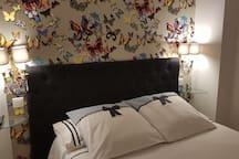 Jolie chambre à coucher.......