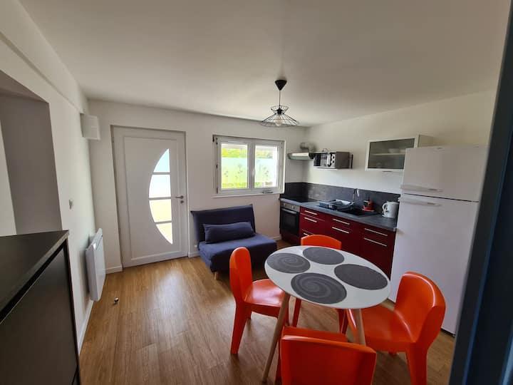 Charmant petit logement en Périgord Blanc