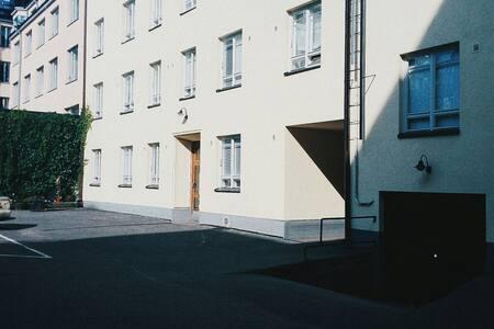 Cheap@Spacious in the ❤ of Helsinki - Helsinki