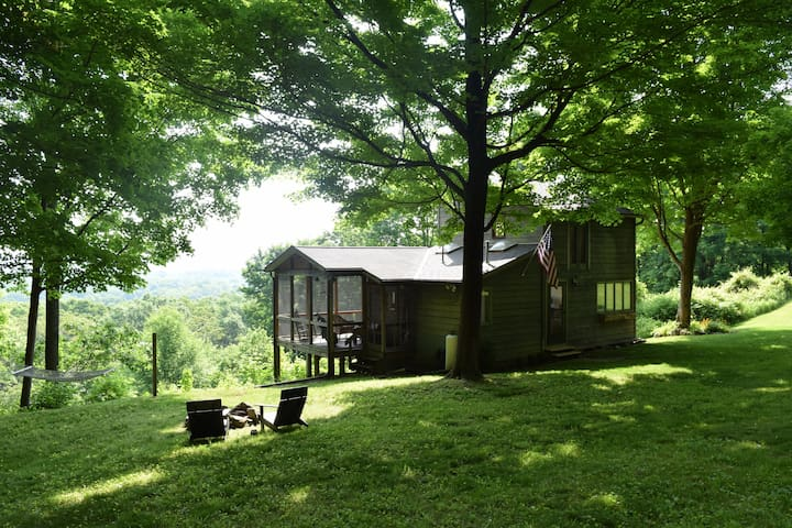 Restful Cottage in the Heart of the Hudson Valley - Esopus - Stuga