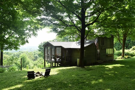 Restful Cottage in the Heart of the Hudson Valley - Cabaña