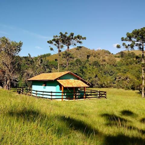 Chalé  Vale  do Aiuruoca 1