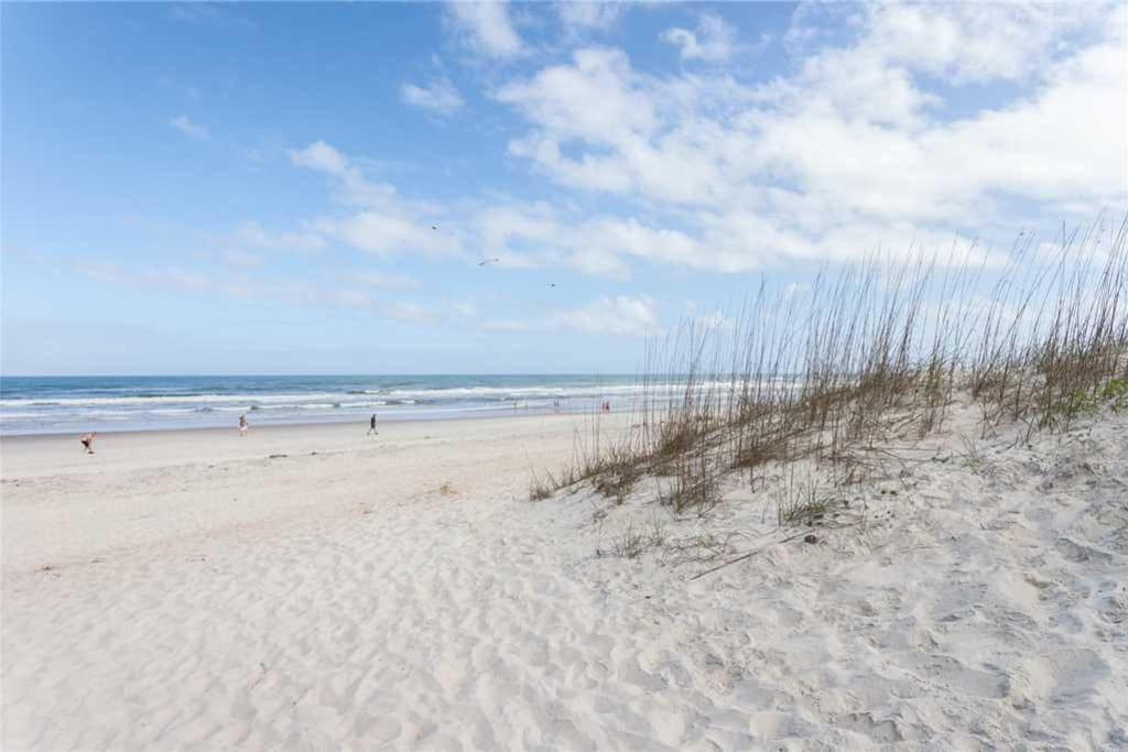 The Beach is your Backyard - Dolphin View sits right on the beach! So there is no need of traveling too far to the warm sands and