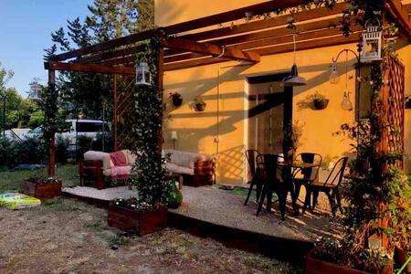 vino/natura/relax.stanza incolonica