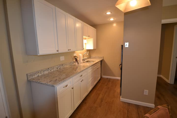 R-28 Fabulous remodeled unit in central location