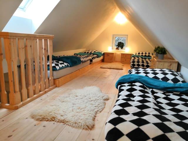 Apartmán Suzan - rodinný- Pec pod Sněžkou