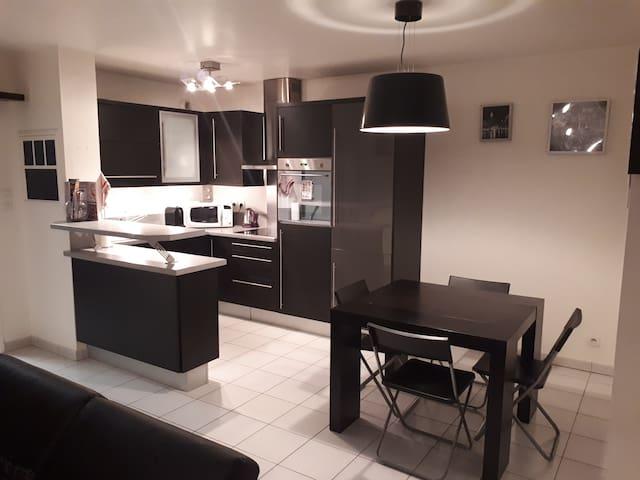 Appartement proche disneyland pour 4 personnes