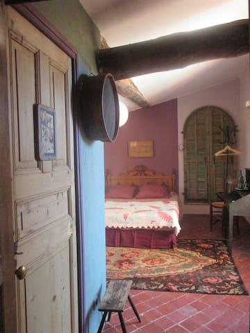 B & B : Suite de charme La PrinceSse au PeTit pOis - L'Isle-sur-la-Sorgue - Bed & Breakfast