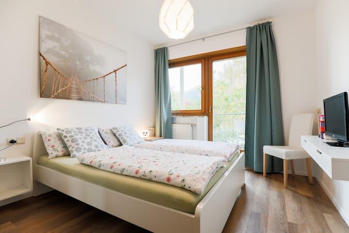 Apartment White Room
