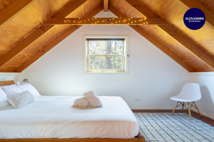 THE MAKERS COTTAGE - A CREATIVE MOUNTAIN RETREAT