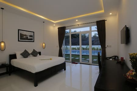 Junior Room with Swimming Pool View