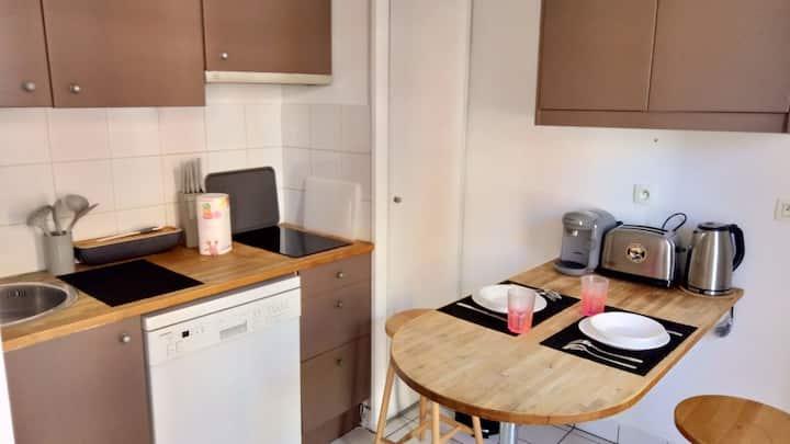 Bel appartement T1 bis 35m² à 2 pas du vieux Lille