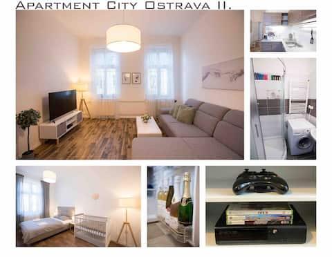 ❤❗FAMILY Apartment in OSTRAVA II. ❗  ❤