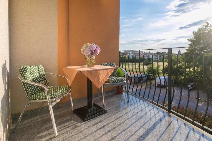 Apartment Moncanor with Terrace