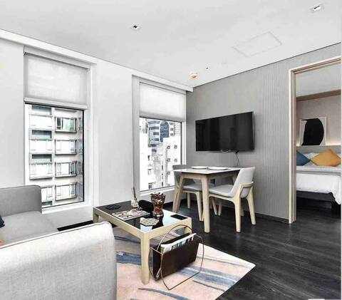 New 1 bedroom serviced apartment in Causeway Bay