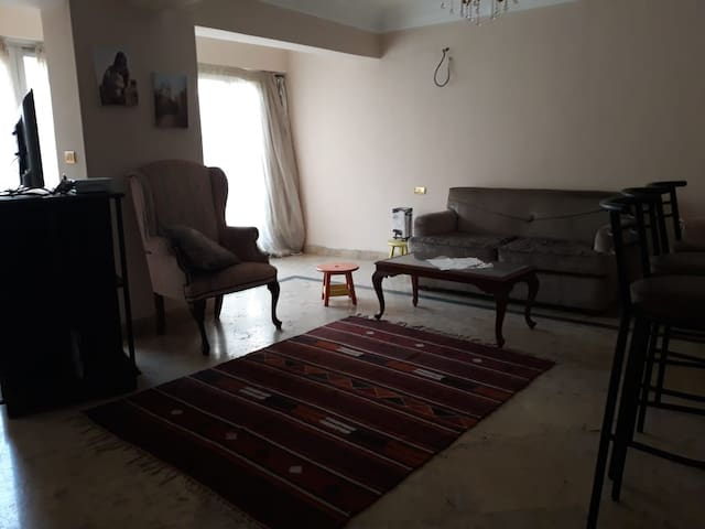 Apartment rent in Maadi near the French School