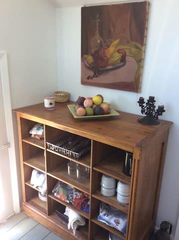 kitchen- all dish wear provided