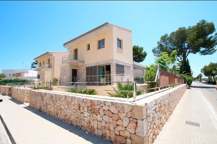 Villas Albufera (50 meters from the beach)