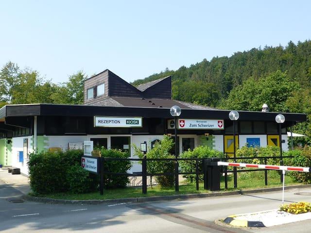 Ferienwohnung / Gästezimmer (W1) - Bad Gandersheim - Leilighet