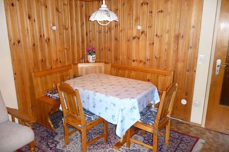 Great Apartment Scherzinger 5466.2 - Eisenbach (Hochschwarzwald) - Flat