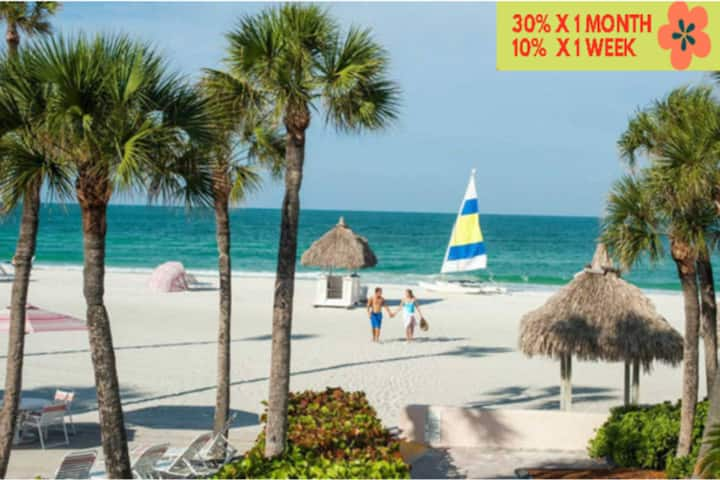 COMFY STUDIO CLOSE EVERYWHERE, SIESTA KEY(30% Off)