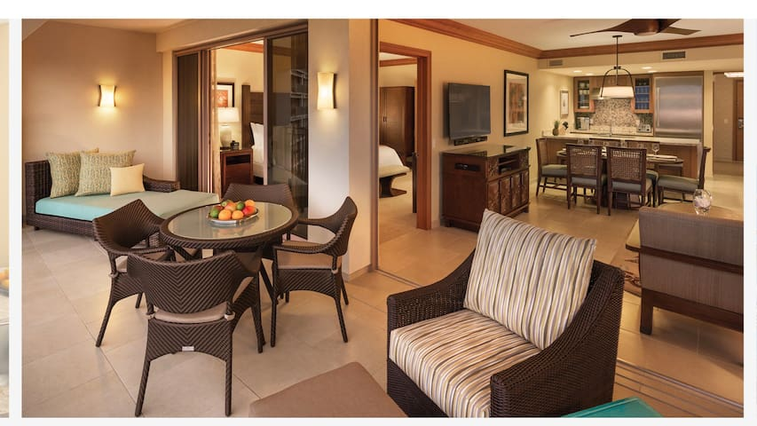 Your luxury home at Hawaii beach