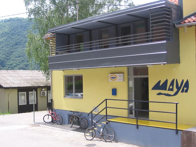MAYA - ROOMS & APPARTMANTS - Tolmin - Wohnung