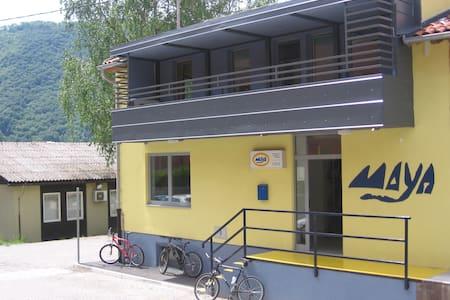 MAYA - ROOMS & APPARTMANTS - Tolmin