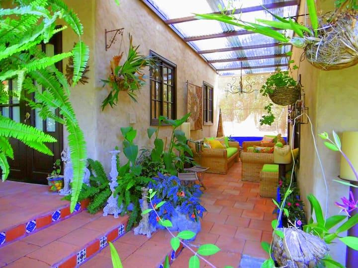 Cabañas Villa San Miguel #1 / boquete