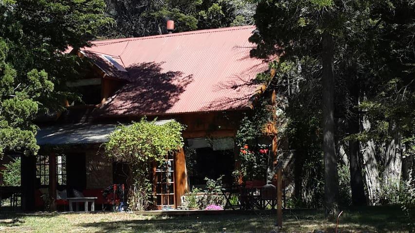 cabaña peninsula meliquina