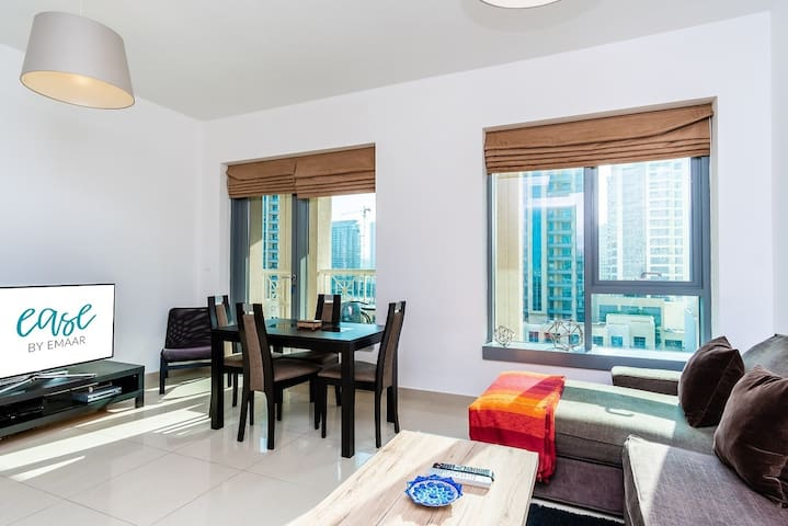 Mayflower [Ease by Emaar] | Simple One bedroom...