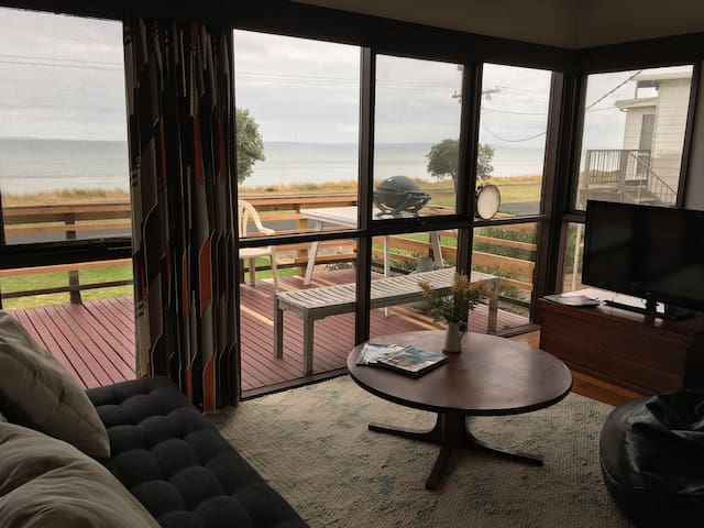 Waterfront home - Saint Leonards - House