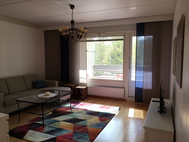 2 room apartment with balcony near Hermia/TTY
