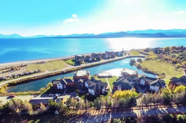 Departamento/Resort S/ Nahuel Huapi_Lake&beach