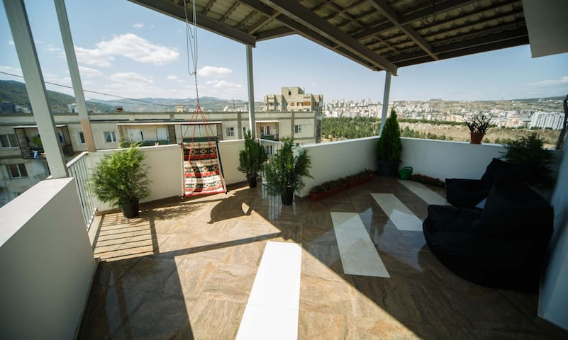 Excellent Apart. In Center Of Tbilisi 120 м² ® - Tbilisi - Departamento
