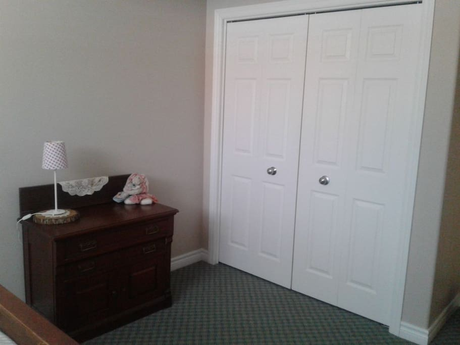 Clean private room