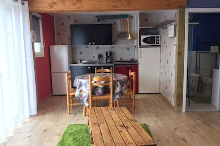 Studio paisible à la campagne - Beauvois - Appartement