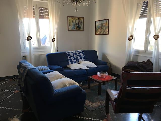6 posti a 2 passi da mare e centro - Sestri Levante - อพาร์ทเมนท์